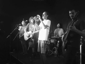Wilson & The Castaways (Newcastlobo)